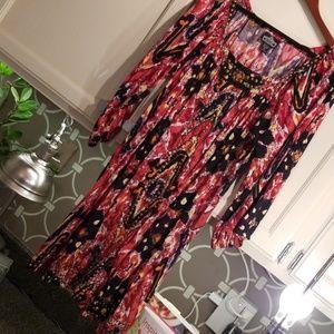 Dresses & Skirts - Jeweled colorful dress